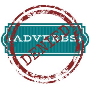 Adverbs denied