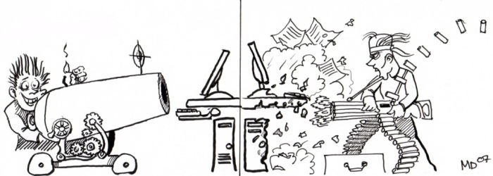 Cartoon credit: marufow-art.de/cartoons