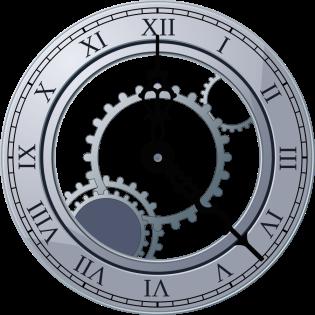 roman-clock-new_Vector_Clipart