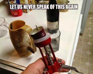 Screw top cork