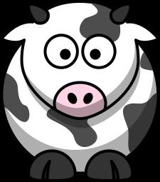 49-Free-Cartoon-Cow-Clip-Art