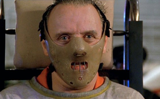 The Silence of the Lambs (1991) Anthony Hopkins (Screengrab)