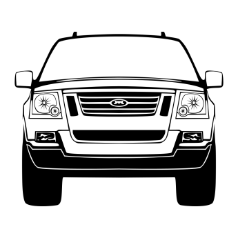 suburban-assault-vehicle-front-clipart